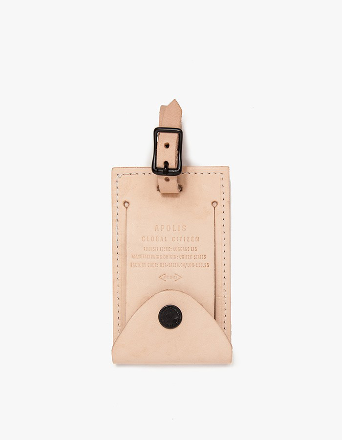 Luggage Tag by Apolis