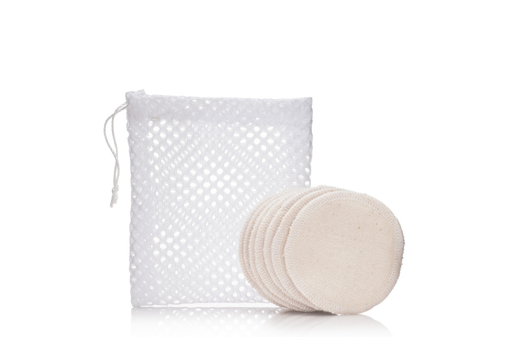 Eco Cotton Rounds by S.W. Basics