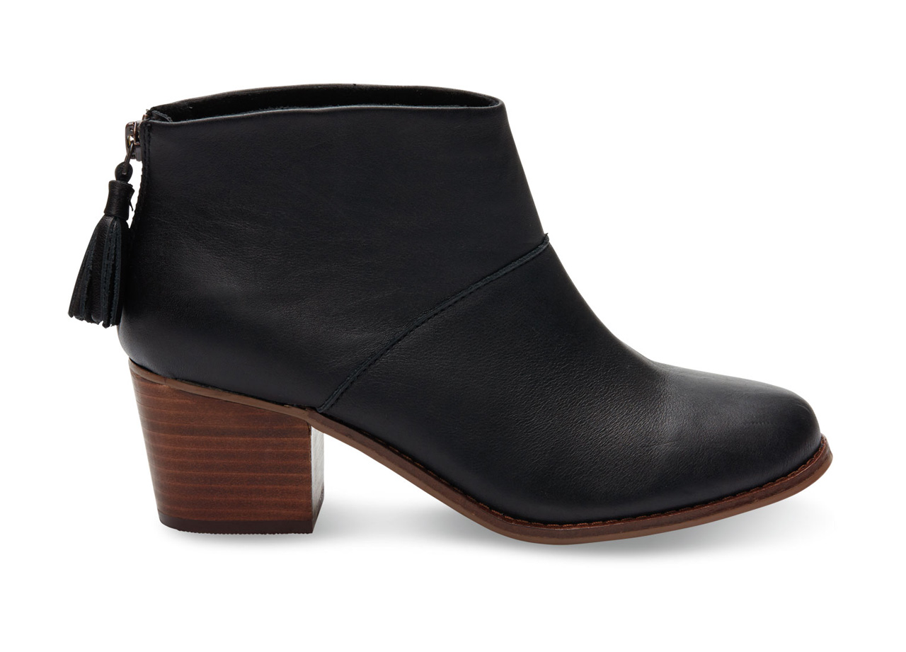 Leila Booties by Toms