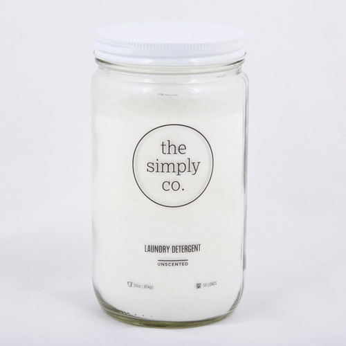 Laundry Powder by The Simply Co