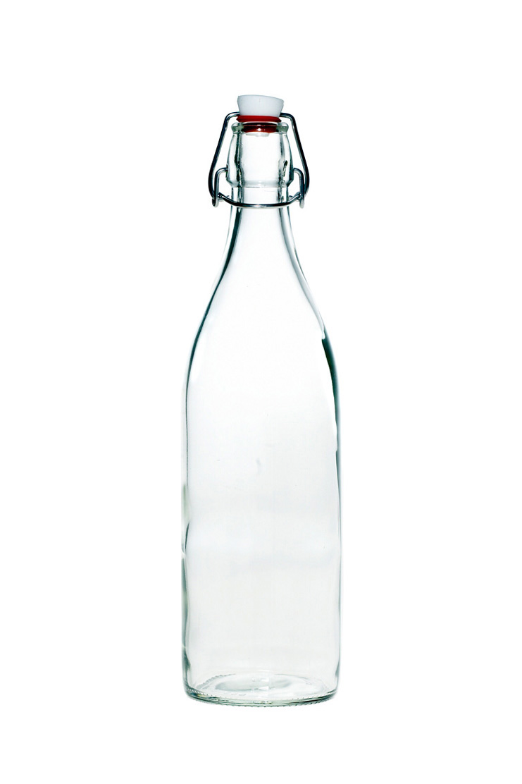 Swing Top Glass Bottles (8.5 oz)