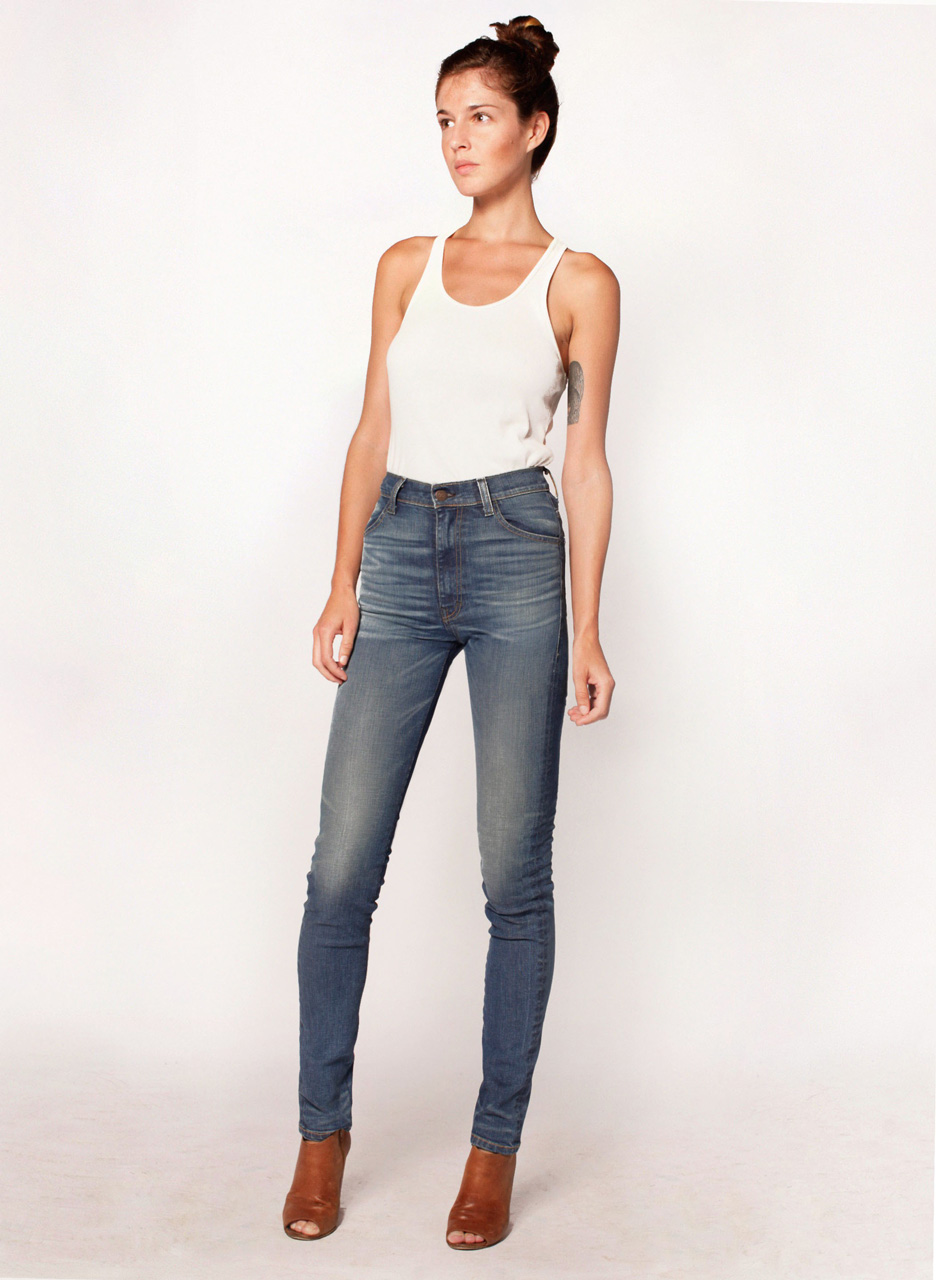 Elizabeth Jeans by Imogene + Willie