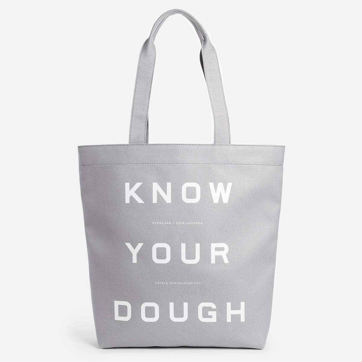 Know Your Dough Tote by Everlane